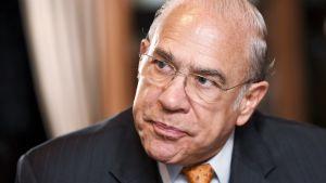 OECD:n pääsihteeri Angel Gurria