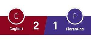 Cagliari - Fiorentina 2-1
