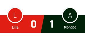Lille - AS Monaco 0-1