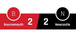 Bournemouth - Newcastle 2-2