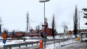 Oulun Stora Enso.
