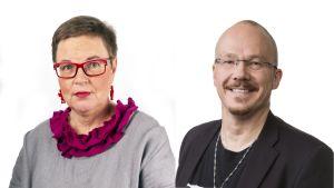 Kitti Neuvonen ja Pirkka Aalto