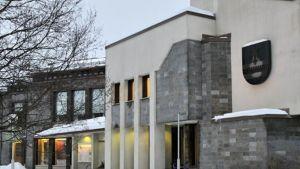Sodankylän kunnanvirasto.