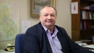 Kärkölän pormestari Markku Koskinen