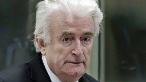 Radovan Karadžićin tuomio koventui keskiviikkona elinkautiseksi.