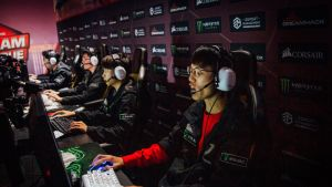 "Keen Gamingin Ren ""eLeVeN"" Yangwei"