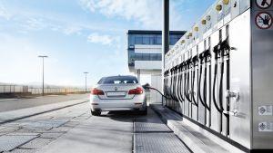 synteettisen polttoaineen jakeluasema