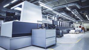Pyroll on paperijalostaja, jolla on tehdas muun muassa Pyhtäällä