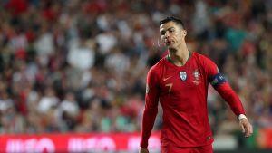 Cristiano Ronaldo Portugali
