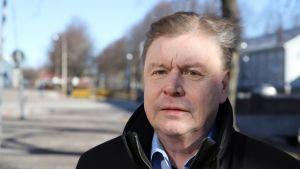 Kari Koski, Rauman kaupunginjohtaja