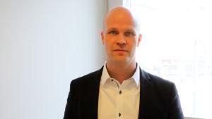 Lahden ammattikorkeakoulun rehtori Turo Kilpeläinen.