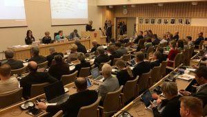 Mustasaaren kunnanvaltuutettuja 2.4.2019