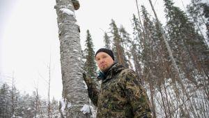Suonenjokinen Antti Lukkarinen.