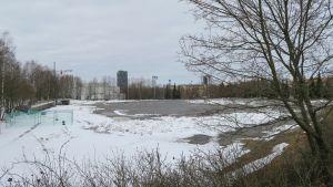 Sorsapuisto Tampere