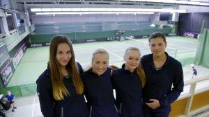 Suomen Fed Cup -joukkue