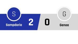 Sampdoria - Genoa 2-0