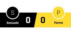 Sassuolo - Parma 0-0