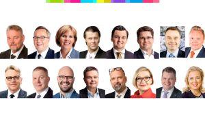 Vaasan vaalipiiri kansanedustajat