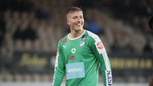 Gustaf Backaliden IFK Mariehamn