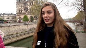 Irene Gil Alarcon Pariisissa