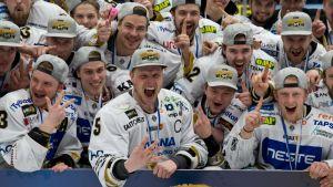 Kärpät Suomen mestarit 2018