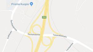 Poikkeuksia Tasavallankadun ja Valtatie 5:n liikennejärjestelyihin alkaen viikolta 17