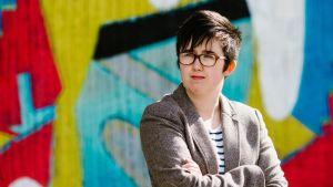 Lyra McKee, Pohjois-Irlantilainen toimittaja joka kuoli Londonderryn mellakassa 18. huhtikuuta.