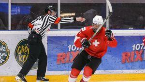 Sveitsin pelaa U18-MM-kisoista