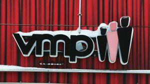 vmp:n logo seinässä