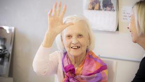 Eeva Kurkinen ikäihmiset mobiilitarina