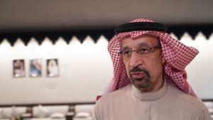 Saudi-Arabian energiaministeri Khalid al-Falih