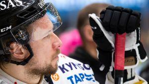 Hyökkääjä Jussi Jokinen Oulun Kärpät.