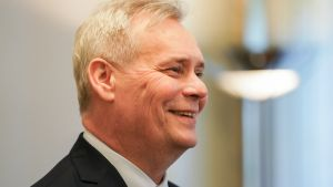 Hallitustunnustelija, SDP:n puheenjohtaja Antti Rinne