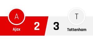 Ajax - Tottenham 2-3