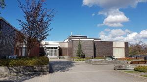 Rauman seurakunta Rauman seurakunnan virastotalo