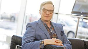 Professori Mikko Mönkkönen.