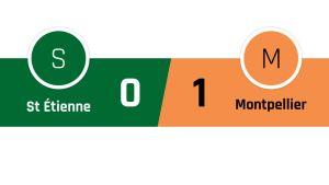 Saint-Étiennen - Montpellier 0-1