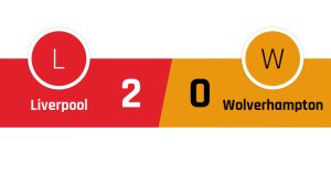 Liverpool - Wolverhampton 2-0
