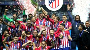 Uefa Super Cup Atletico Madrid