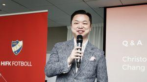 Lucas Jin Chang