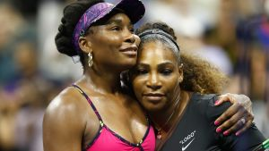Venus ja Serena Williams