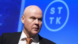 STTK:n puheenjohtaja Antti Palola