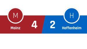 Mainz - Hoffenheim 4-2