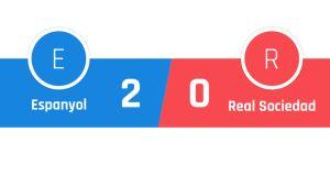 Espanyol - Real Sociedad 2-0