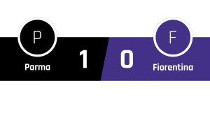 Parma - Fiorentina 1-0