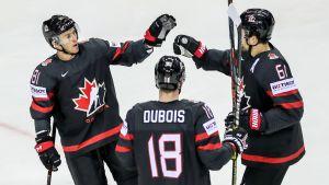 Kanada MM-lätkä
