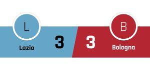 Lazio - Bologna 3-3