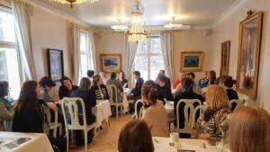 Social Friday -tapahtuma Kajaanissa
