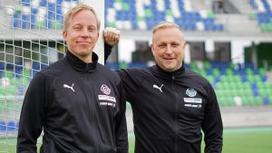 Mikko Lignell ja Pasi Tuutti