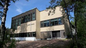 Ruonalan seurakuntatalo